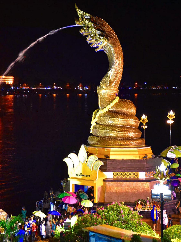 Naga Monument