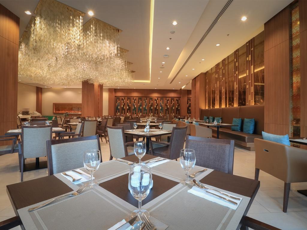 NS Cafe - โรงแรมแกรนด์ฟอร์จูน นครศรีธรรมราช