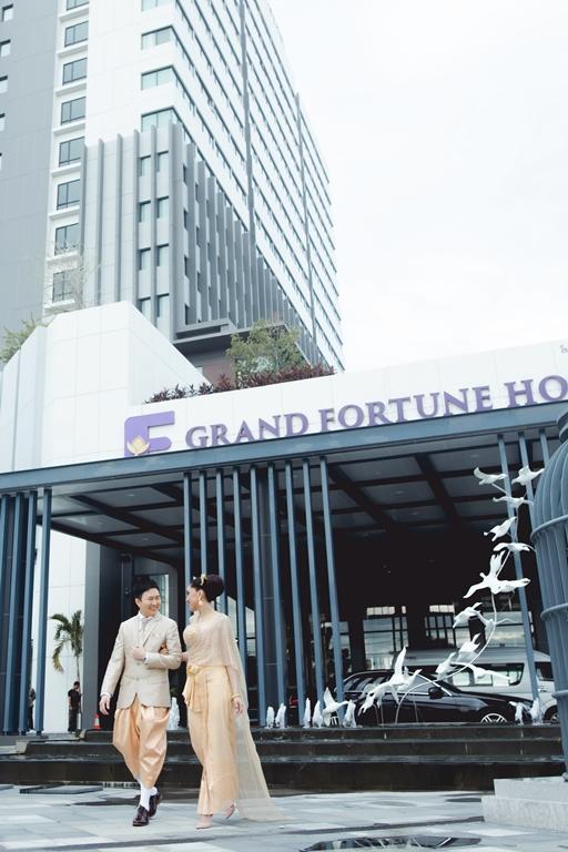 Wedding - โรงแรมแกรนด์ฟอร์จูน นครศรีธรรมราช