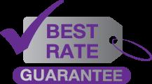 Best Rate Guaranteed