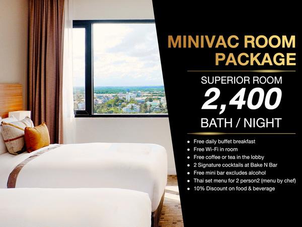 minivac web - Fortune Hotel Group